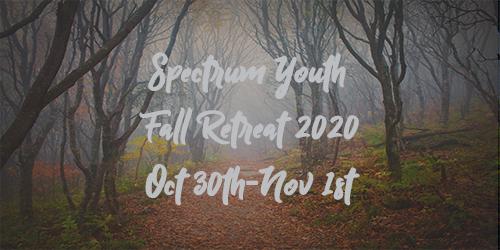 Fall Retreat 2020