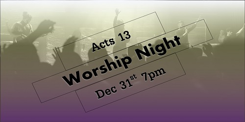 Worship Night-website