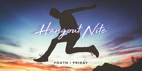 Youth Hangout-website