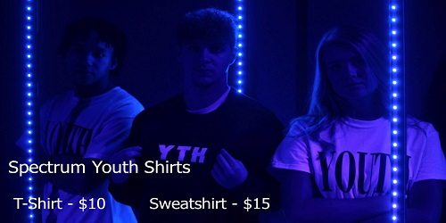 Spectrum shirts