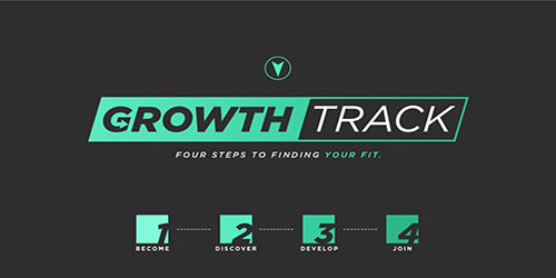 Growth Track website