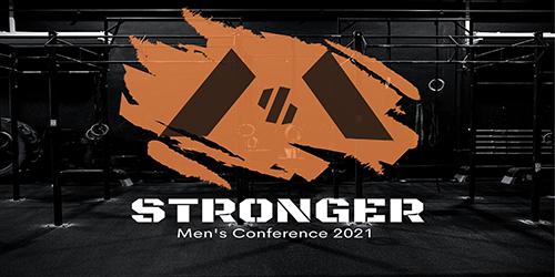 Copy of STRONGER MEN